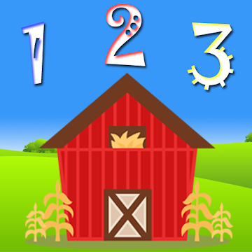 Numbers Counting - Teach children to count